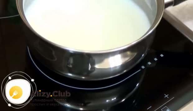 Как приготовить торт графские развалины со сметаной и сгущенкой