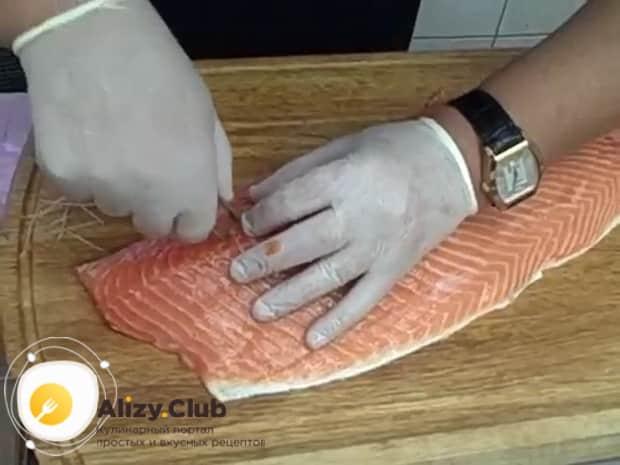 Все о том как солить красную рыбу в домашних условиях