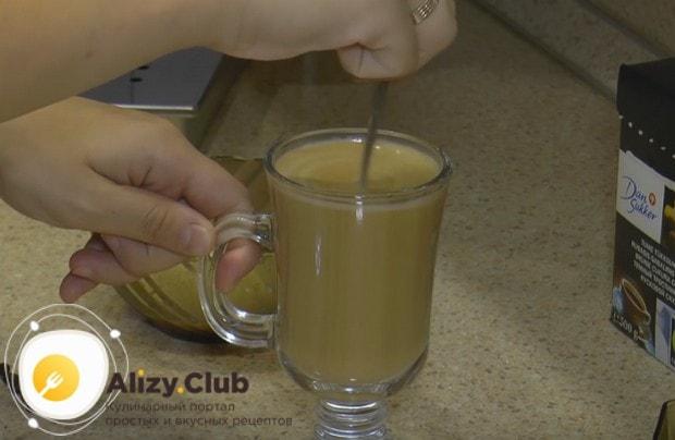 Наш рецепт с фото поможет вам пошагово приготовить такой оригинальный кофе с коньяком.
