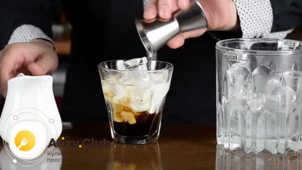 Коктейль Белый Русский простой рецепт