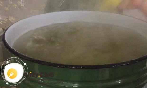 компот из черемухи на зиму простой рецепт