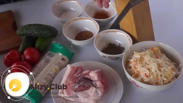 кукси по корейски рецепт приготовления с мясом