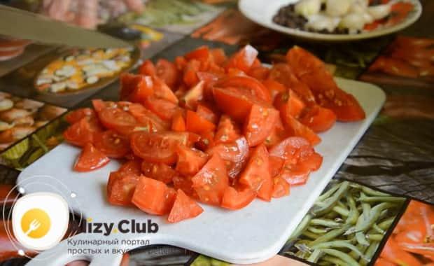 Приготовьте лечо из болгарского перца без уксуса