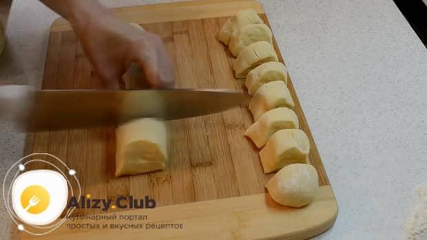 Все о том как делать кыстыбый с картошкой