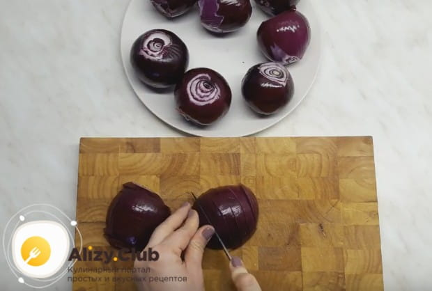 А этот рецепт поможет вам приготовить оригинальный луковый мармелад.
