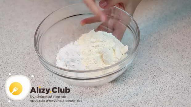 пирожное картошка из бисквита рецепт