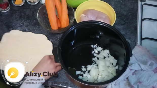 Рецепт плова из булгура с курицей в мультиварке
