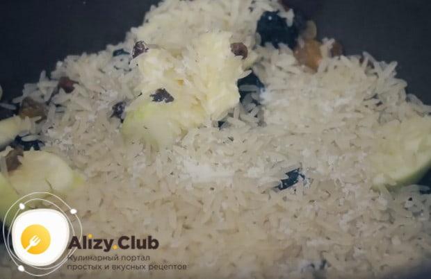Добавляем соль и перец по вкусу.