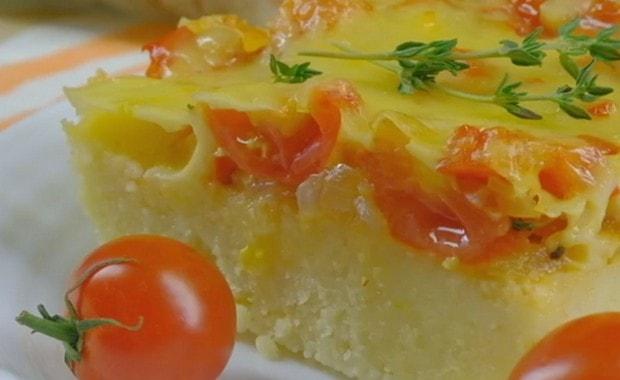 Пошаговый рецепт приготовления классической итальянской поленты