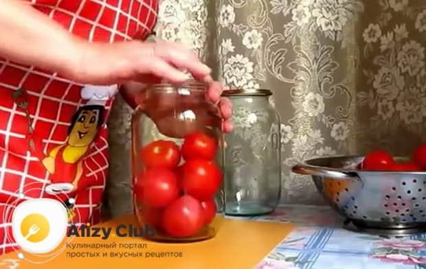Смотрите как приготовить помидоры в яблочном соке рецепт без стерилизации