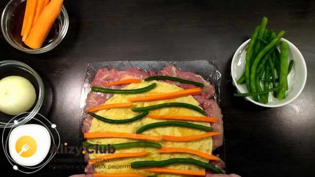 куриное заливное рецепт с фото
