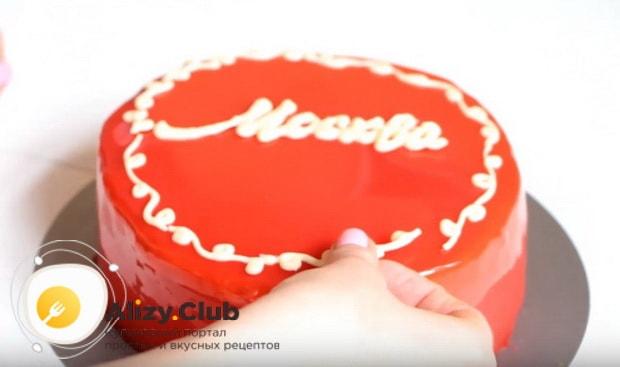 Детальный рецепт приготовления торта москва в домашних условиях