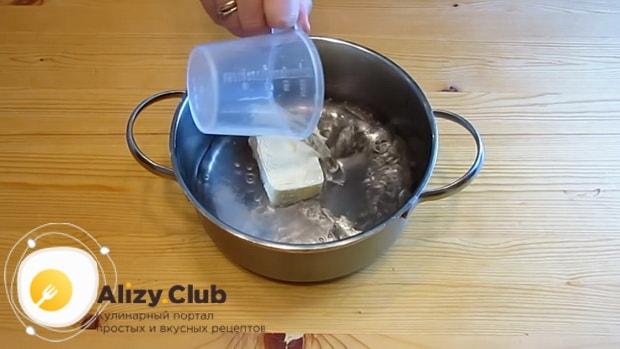 Простой классический рецепт приготовления эклеров