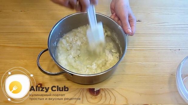 Смотрите рецепт пригогтовления крема для эклеров