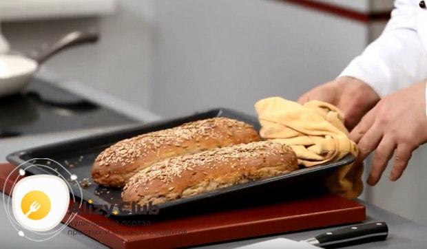 Как дома испечь в духовке хлеб по детальному рецепту с фото
