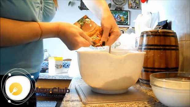 Как приготовить хлеб на кефире без дрожжей в духовке