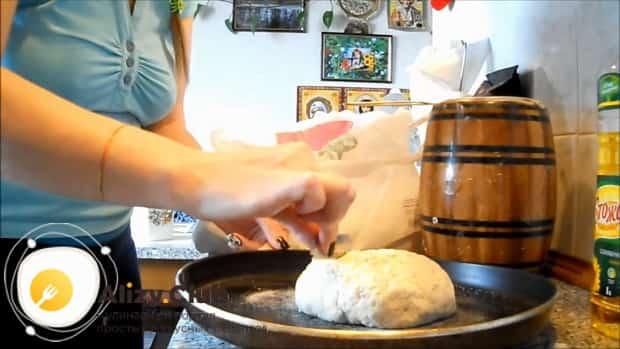 Готовим бездрожжевой хлеб на кефире в духовке