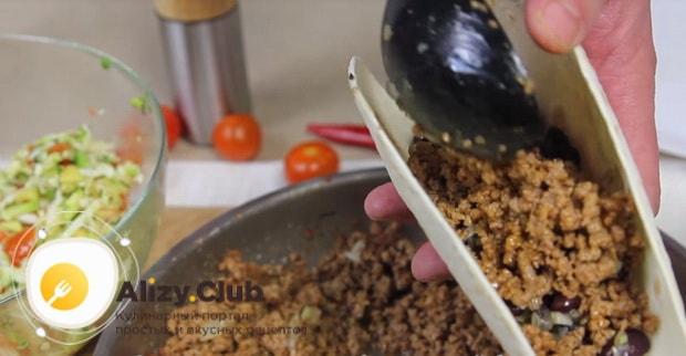 Подробный рецепт приготовления тако в домашних условиях из мексиканской кухни