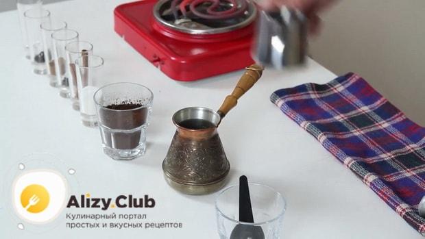 Как приготовить растворимый кофе с корицей: простой рецепт