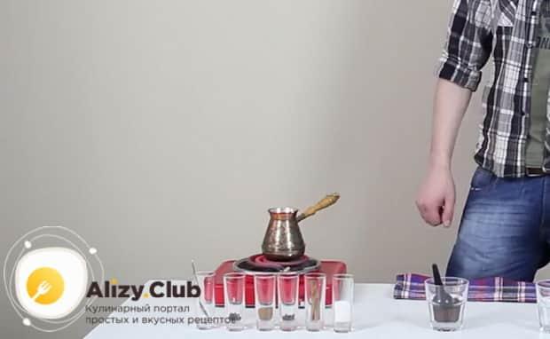 Готовим кофе с палочкой корицы: простой рецепт