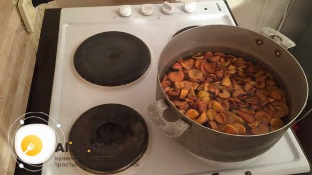 Все о том сколько варить компот из сухофруктов