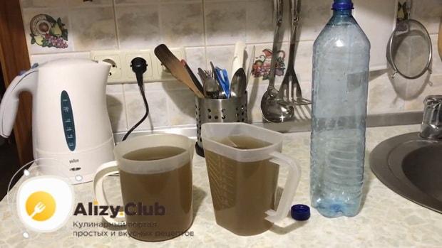 Приготовьте кофе раф классический по простому рецепту