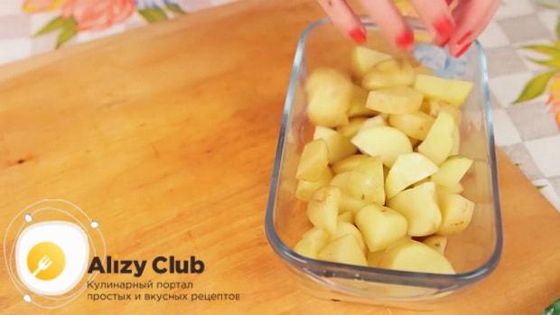 Все о том как запечь картошку в микроволновке
