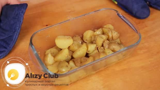 Все о том как испечь картошку в микроволновке