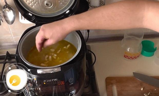 Подробный рецепт плова в мультиварке поларис с курицей