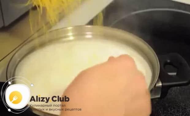 Все о том как готовить молочный суп с макаронами