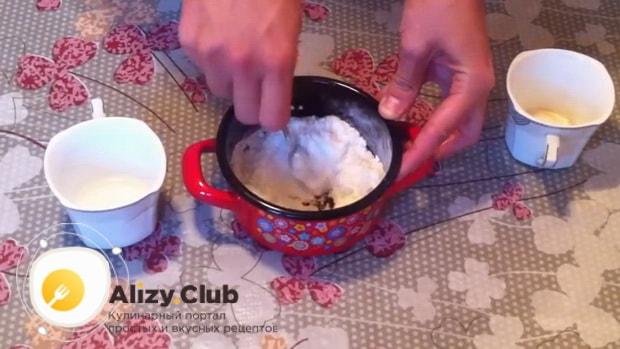 Как готовится белковая глазурь для пряников