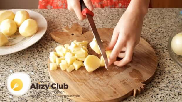 Готовим суп из шампиньонов свежих с картофелем