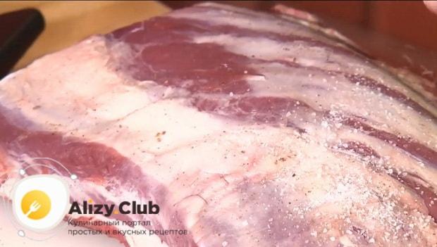 Как приготовить маринад для говядины для запекания в духовке