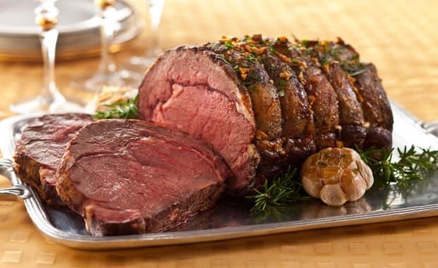 Как приготовить запеченую говядину в духовке по пошаговому рецепту с фото
