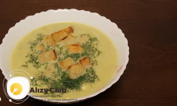 Вкусный суп из шампиньонов свежих с картофелем можно приготовить в мультиварке