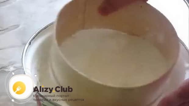 Готовим тесто для чебуреков на кефире вкусное хрустящее