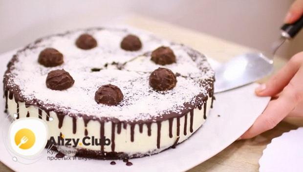 Вкуснейший торт баунти готов.