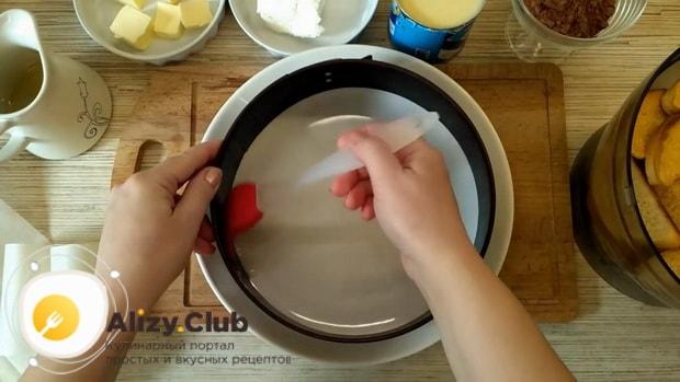 попробуйте приготовить торт баунти без выпечки
