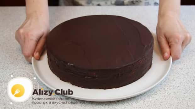 вкуснейший торт чародейка готов.