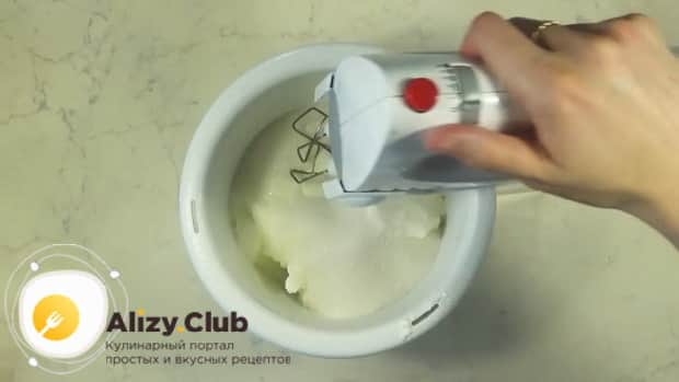 Для приготовления торта графские развалины приготовьте крем