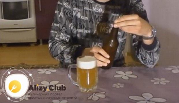 Пиво можно дегустировать!