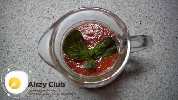 Вкуснейший соус для спагетти приготовленный в домашних условиях по простому рецепту готов.