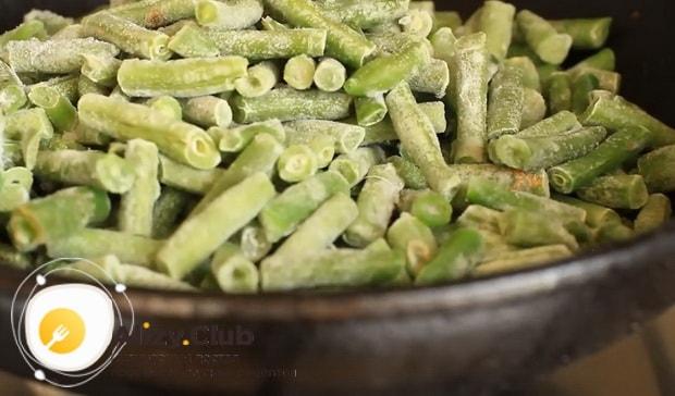 Какие блюда можно приготовить из стручковой фасоли замороженной