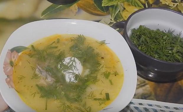 Как приготовить суп из квашеной капусты