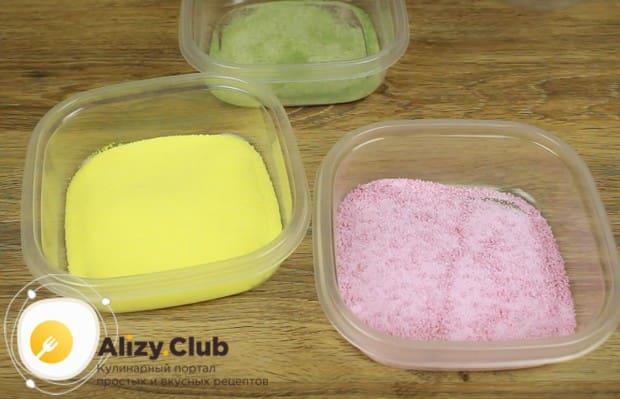 Предлагаем вашему вниманию простой рецепт торта Битое стекло в желе.