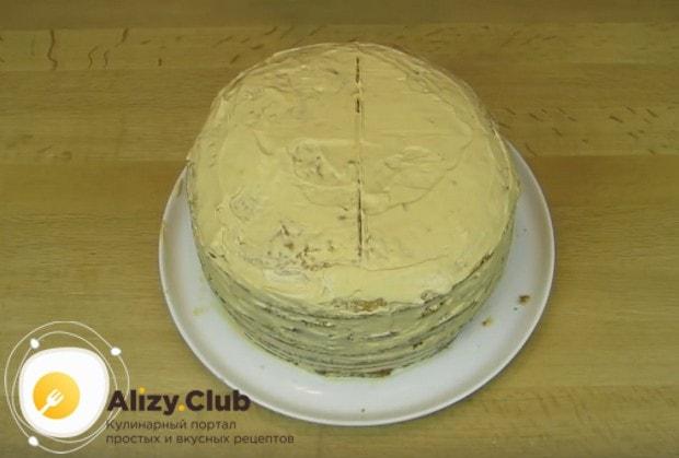 """Наш рецепт торта """"Дамский каприз"""" поможет вам приготовить в домашних условиях десерт ресторанного уровня!"""