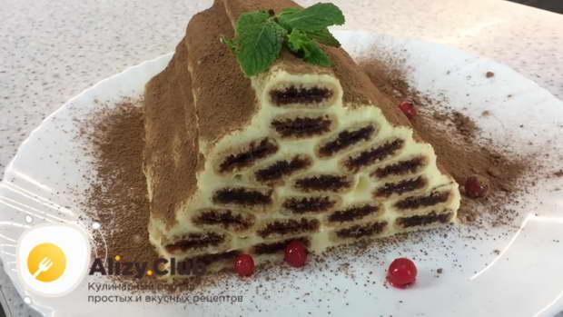 Торт Избушка без Выпечки