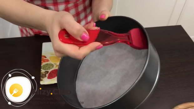 как испечь торт красный бархат