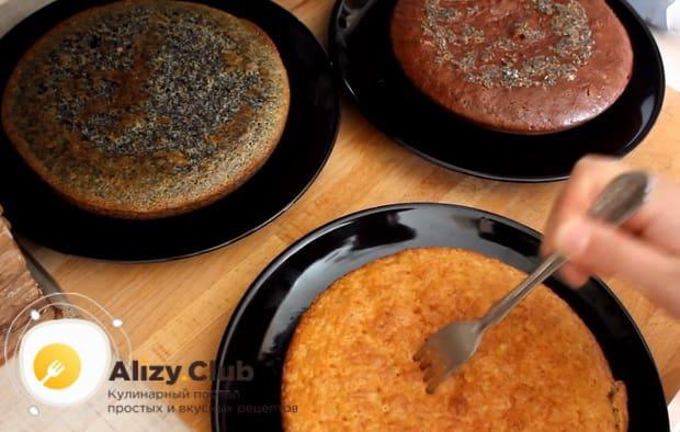 Пошаговый рецепт приготовления торта наташа в домашних условиях
