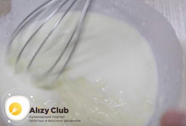 Посмотрите в нашем рецепте с фото, как приготовить крем рафаэлло для торта.